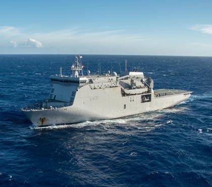 Shipboard Surveillance Systems - Surface Search Radar - Military Navigation Radar